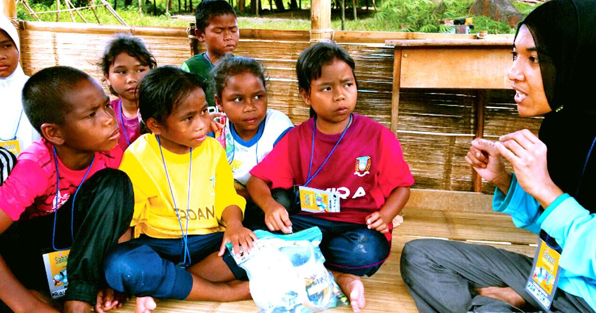 Support in CSR Programs