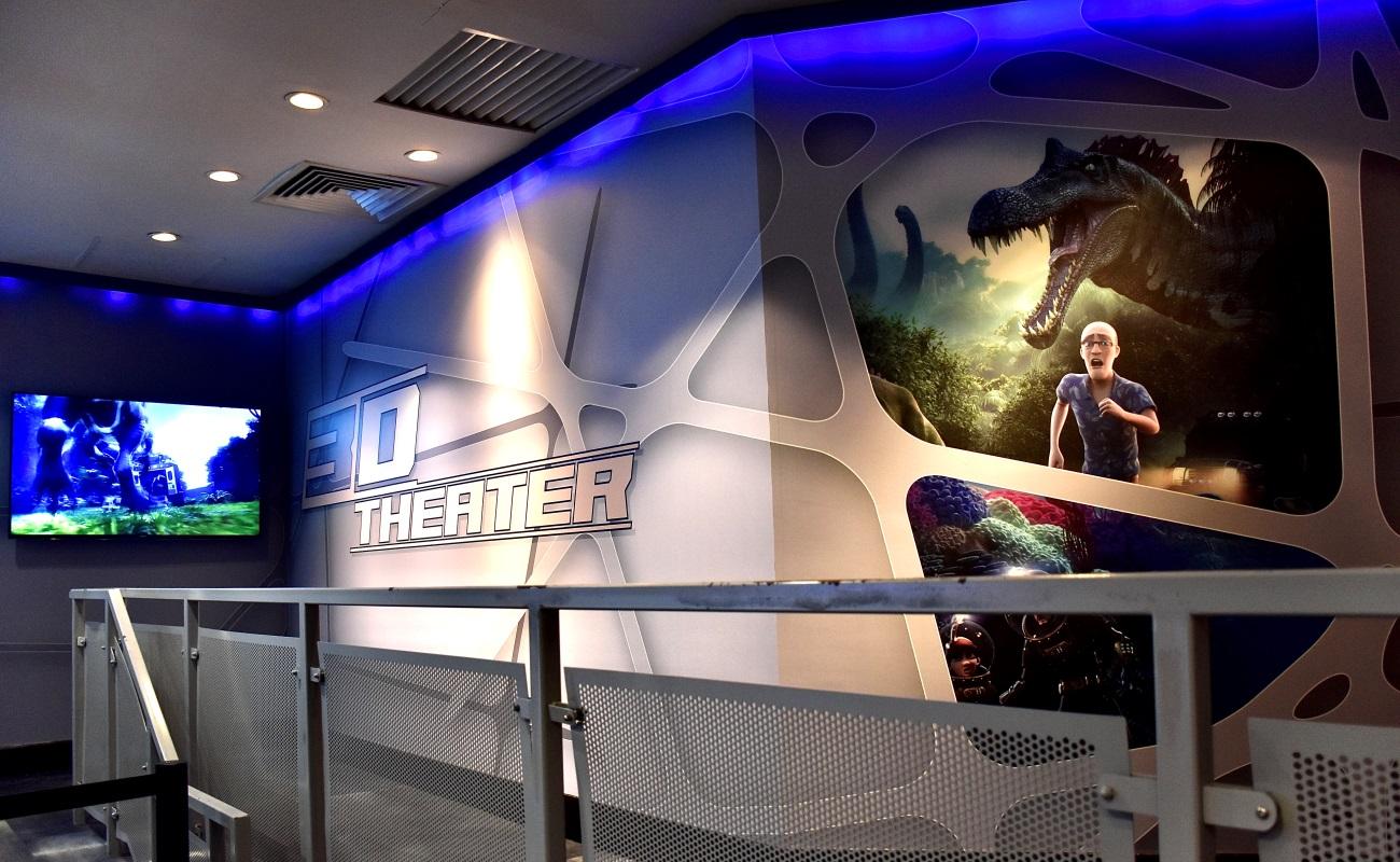 Petrosains 3D Theatre