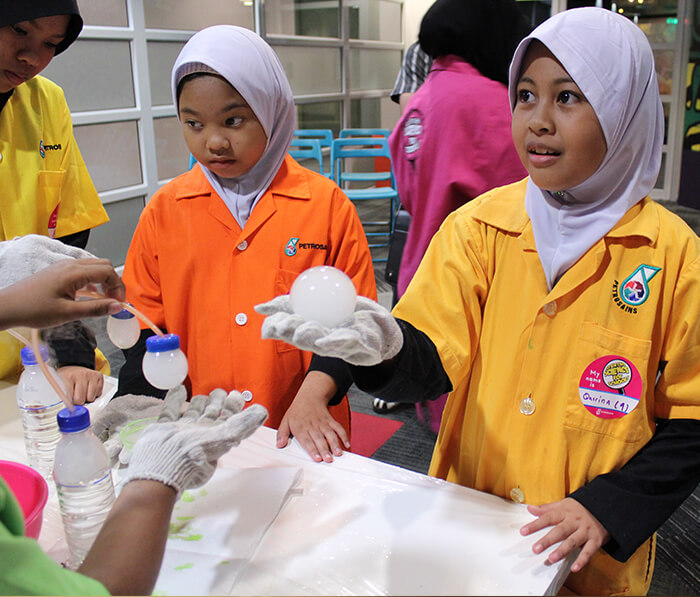 Petrosains Creative Science For School