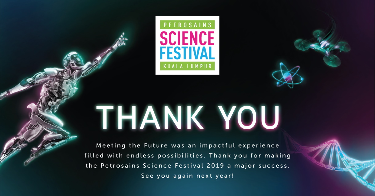 PSF 2019 - Thank you