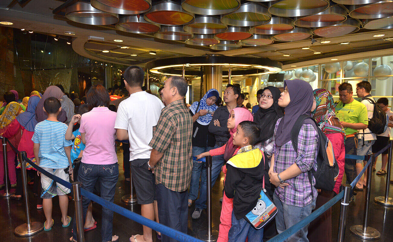 Petrosains Plan A Group Trip