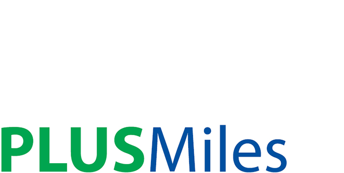 Promotion card PLUS-Miles