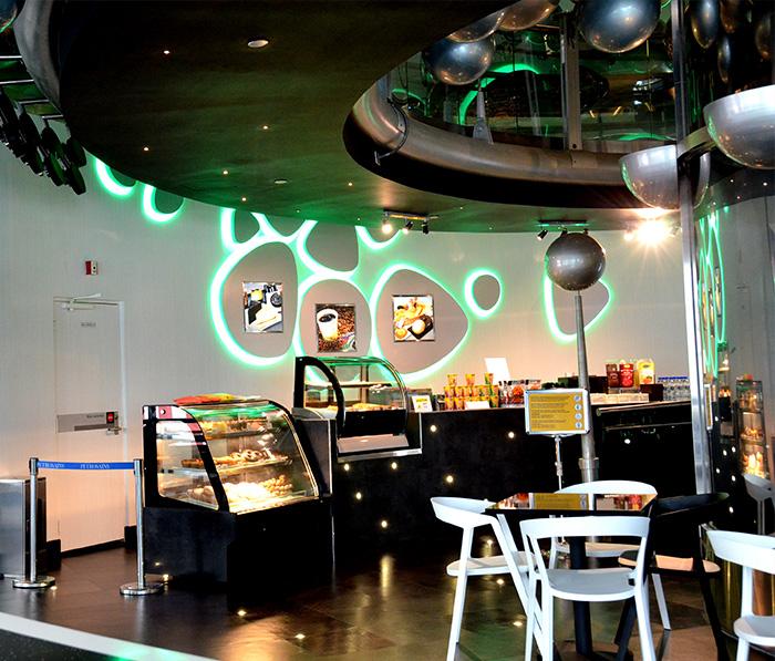 Promotion Molecule Cafe