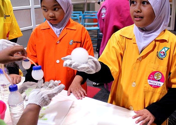 Creative Science For Schools Workshops
