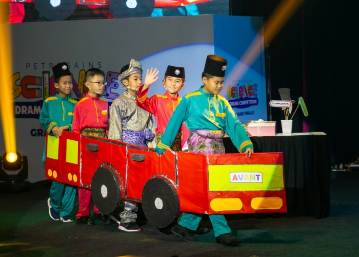 Petrosains Science Drama Competition 2020