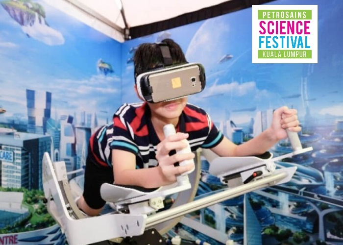 Petrosains Science Festival