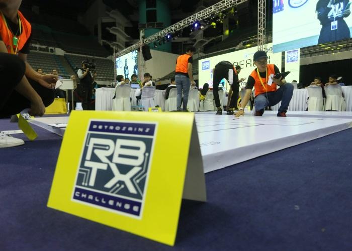 Petrosains RBTX Challenge